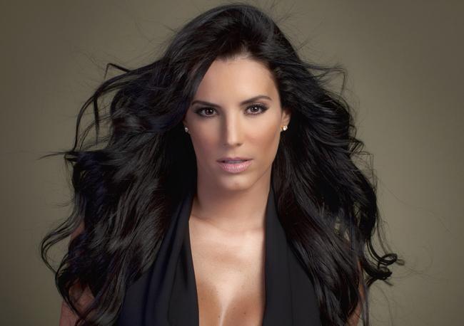La reconocida actriz venezolana compartirá créditos estelares con el ...