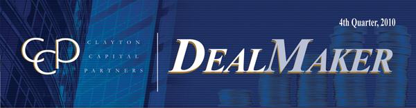 The Dealmaker 4Q 2010